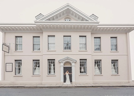 Bridal House of Cornwall shop