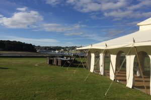 Somerset Marquee by Sea