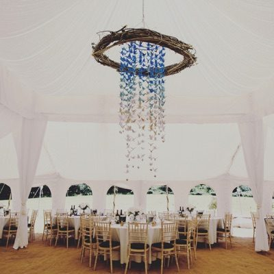 Beautiful Marquee Decoration