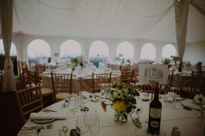 Boho Wedding Tables